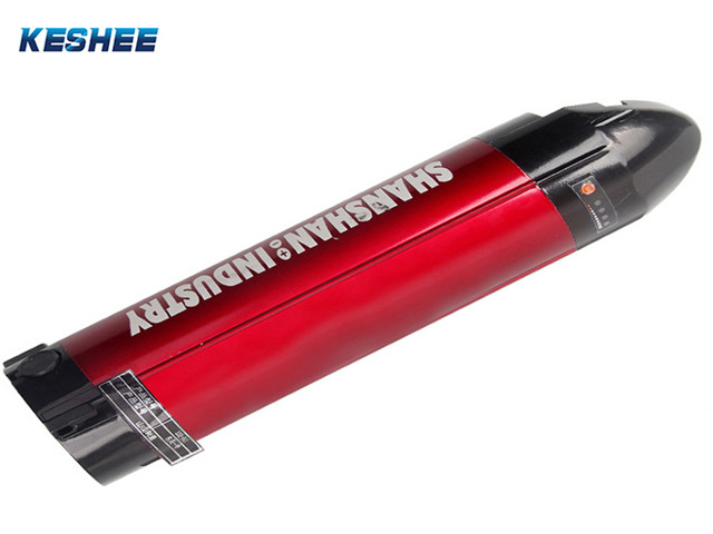 7S2P Rechargeable Li ion 24V Battery Pack for E-Bike